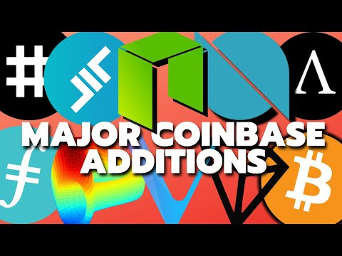Coinbase Custody: Aave, <bold>Ampleforth</bold>, Curve Finance, Neo, Reserve Rights, Tron, VeChain, WBTC