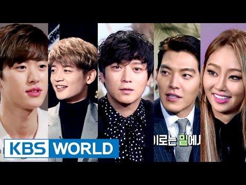 Entertainment Weekly | 연예가중계 - Minho, Hyolyn, Gang Dongwon [ENG/CHN/2016.11.21]