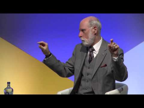 Vint Cerf Keynote, Big Tent Madrid