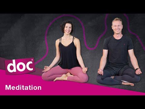 Meditation aus dem Yoga | doc Alltagsexperten