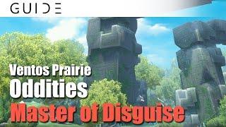 [Guide] Aura Kingdom Oddity Achievement - Master of Disguise in Ventos Prairie