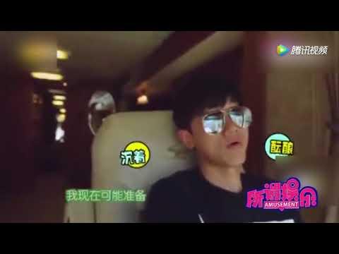 杨幂航空英语说刘恺威名字 花式秀恩爱 所谓娱乐 腾讯视频