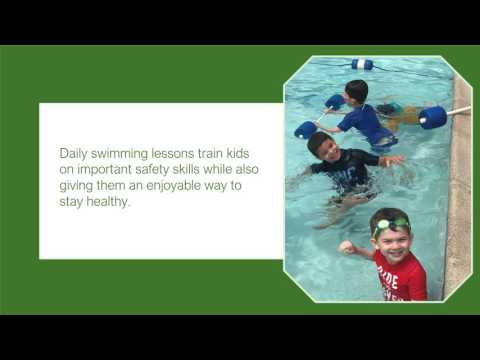 Fun Physical Activities at Summer Day Camp