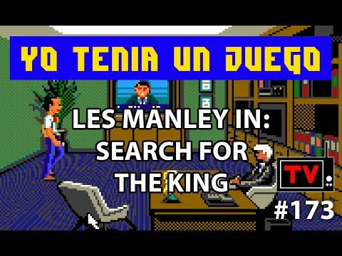 Yo Tenía Un Juego TV #173 - Les Manley In: Search For The King (MS-Dos) + Galactic Wars (Promo)