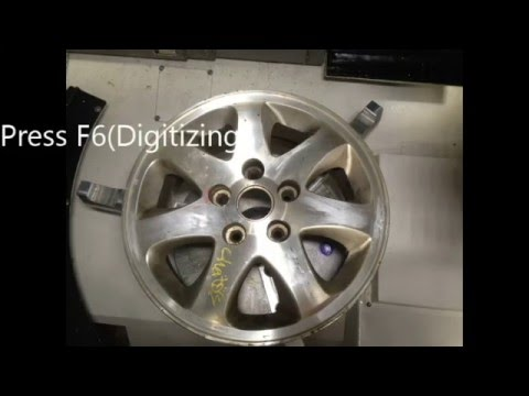 Wheel Repair Machine - Atrump VTL30  - Training Video