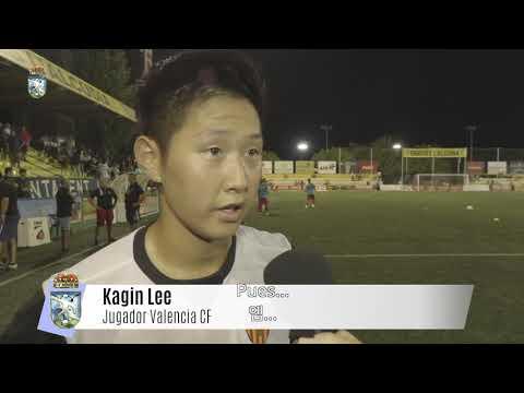 [한글자막] 이강인 선수 스페인어 인터뷰 영상(2017년 Valencia FC vs 모로코)
