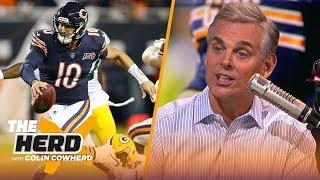 Bears are 'completely limited' by Trubisky, Colin predicts huge year from Packers D | NFL | THE HERD