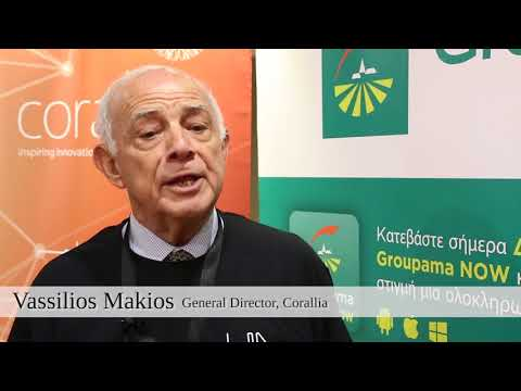 Groupama, Hackinnow 2017, συνέντευξη Μακιός