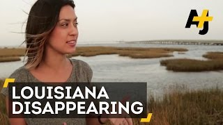 Louisiana Disappearing: Living On The Brink Of Climate Change