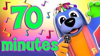 Nursery Rhymes Collection   Non Stop Nursery Rhymes   Best Kids Songs   Raggs TV