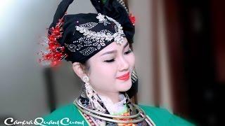 hầu đồng đẹp nhất 2017 cô đồng 9X xinh đẹp Minh Hằng loan giá cô bé sapa HD - 4k - Fly cam FULL HD2