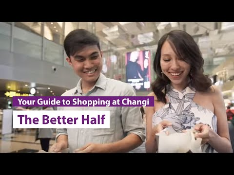 iShopChangi: The Better Half