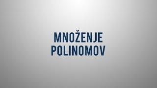 Množenje polinomov