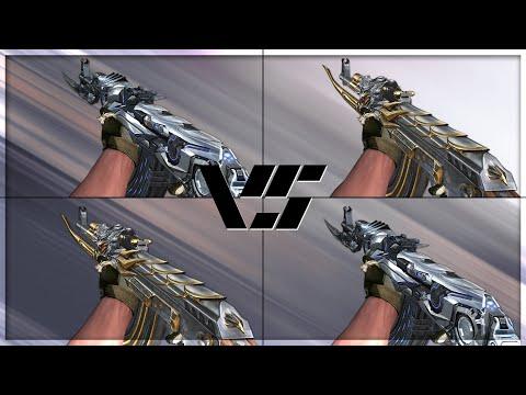 CrossFire 2.0 : AK-47 KNIFE IRON BEAST vs VIP Weapons [Comparison]