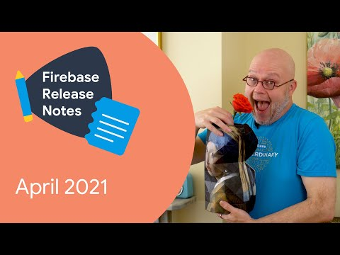 Firebase Release Notes: April '21 - SwiftUI APIs, multi-user Emulator, and Firebase at I/O preview!