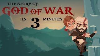 The New God of War in 3 Minutes!