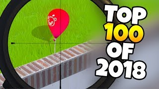 Top 100 Fortnite Fails & Wins of the Year