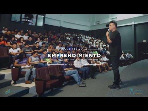 Conferencia Emprendimiento: Liderazgo 2.0