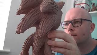 Making Sonic the Hedgehog (Movie Version) With Monster Clay