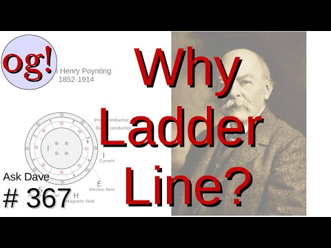 Ladder Line, Twin Lead, Window Line (#367)