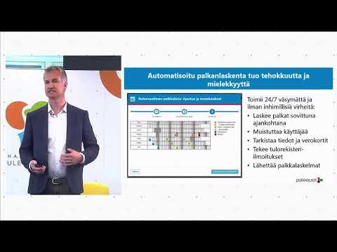 Taloushallinnon työ ja tulevaisuus 2021: Jukka Kiiskinen