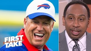 Rex Ryan could transform Chiefs into AFC favorites – Stephen A. | First Take