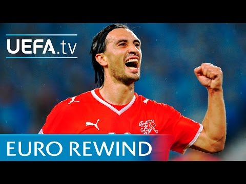EURO 2008 highlights: Switzerland 2-0 Portugal