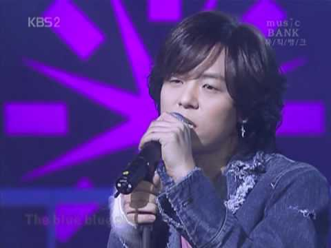 050128 | Tony An | Blue Sky |  KBS Music Bank | Jan 28, 2005