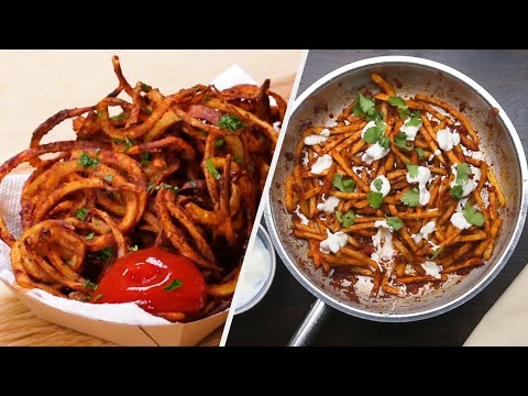Tasty's Top Fry Recipes You'll Lick Your Fingers For ? Tasty