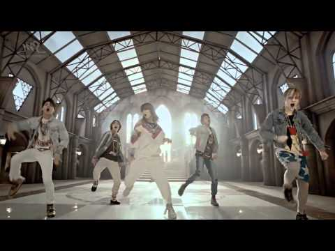 SHINee - Sherlock mirrored Dance MV