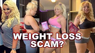 Trisha Paytas Weight Loss Controversy