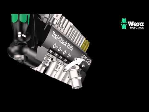 Torras Suministros Industriales - Wera Tool Check Plus