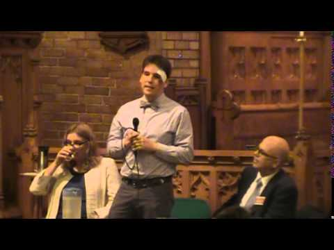Ward 32 Debate - Oct. 7, 2014 - PART 1