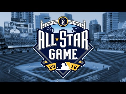 87th MLB All Star Game MLB 2016全明星賽 2016.07.12