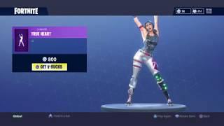 TRUE HEART (1 HOUR) FORTNITE DANCE/EMOTE