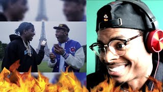 BEST NEW DUO!   Tyler The Creator & A$AP Rocky - POTATO SALAD   Reaction