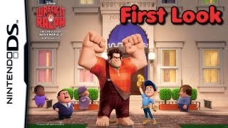 Game | Wreck It Ralph First | Wreck It Ralph First