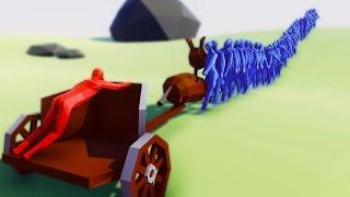 CONGA CONGA CONGA!! | Totally Accurate Battle Simulator #10