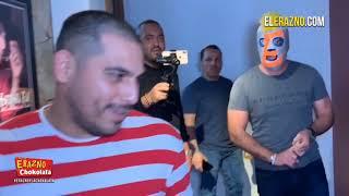 Espinoza Paz nos abrió las puertas de su casa en Mazatlan Sinaloa!