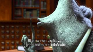 Monstres academy :  bande-annonce 3 VOST