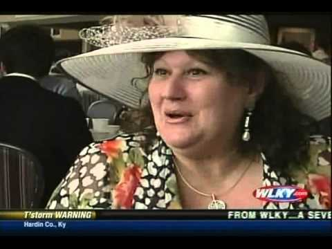 Kentucky Derby 2012 -  Jaki Baskow Interview (May 4, 2012)