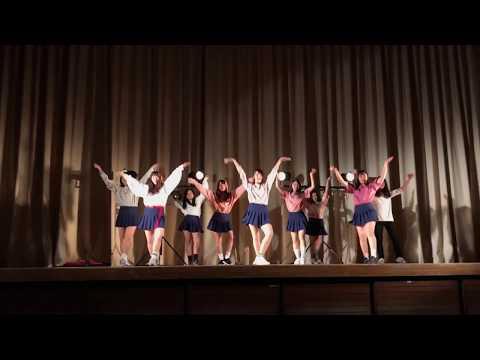 【TWICE】LikeOOH-AHH _ CHEER UP _ TT 大学生 文化祭【踊ってみた】dance cover