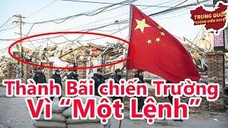 Bắc Kinh thành Bãi Chiến Trường sau Lệnh Trục Xuất   Trung Quốc Không Kiểm Duyệt