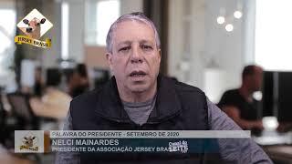 PALAVRA DO PRESIDENTE - SETEMBRO DE 2020