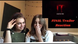 IT Chapter 2 FINAL Trailer Reaction | #70