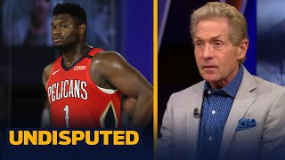 Will Zion's conditioning derail his career? — Skip and Shannon discuss | NBA | UNDISPUTED