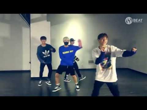 H.O.T - 빛 연습영상 비하인드