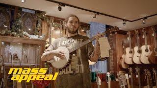 Shop Talk: Post Malone | Mass Appeal