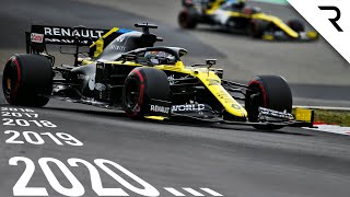 Why Renault's five-year plan in F1 failed