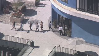 Evacuations Underway At Century City Mall